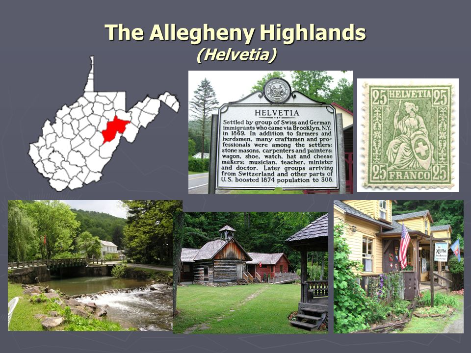 The Allegheny Highlands (Helvetia)