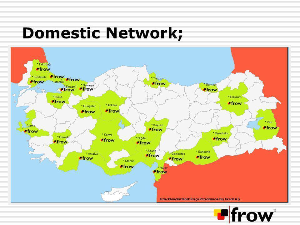 Domestic Network;