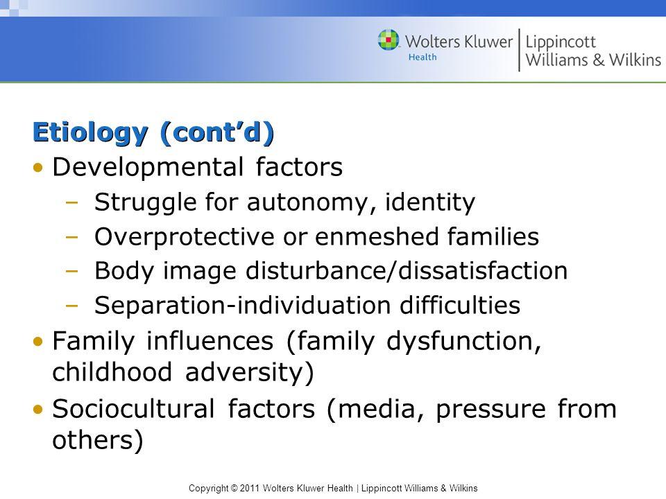 Developmental factors