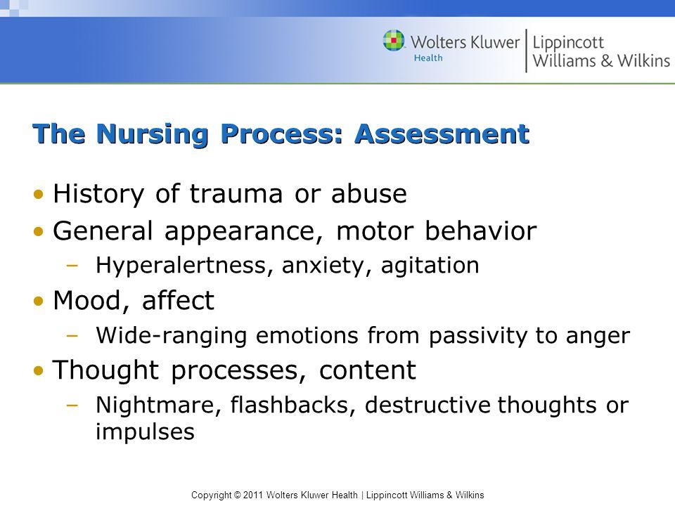 The Nursing Process: Assessment