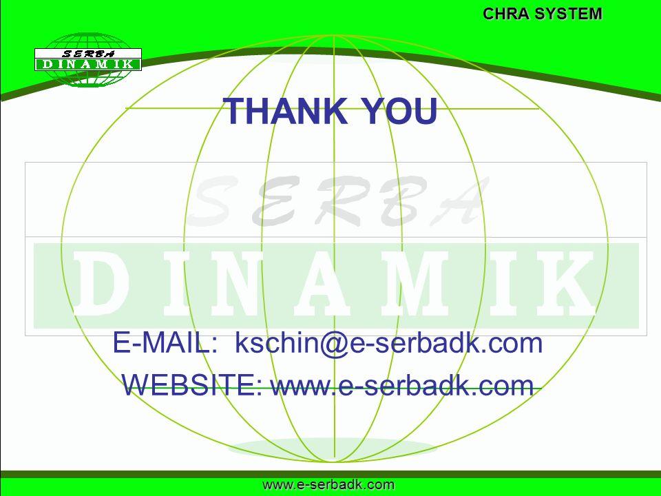 E-MAIL: kschin@e-serbadk.com WEBSITE: www.e-serbadk.com