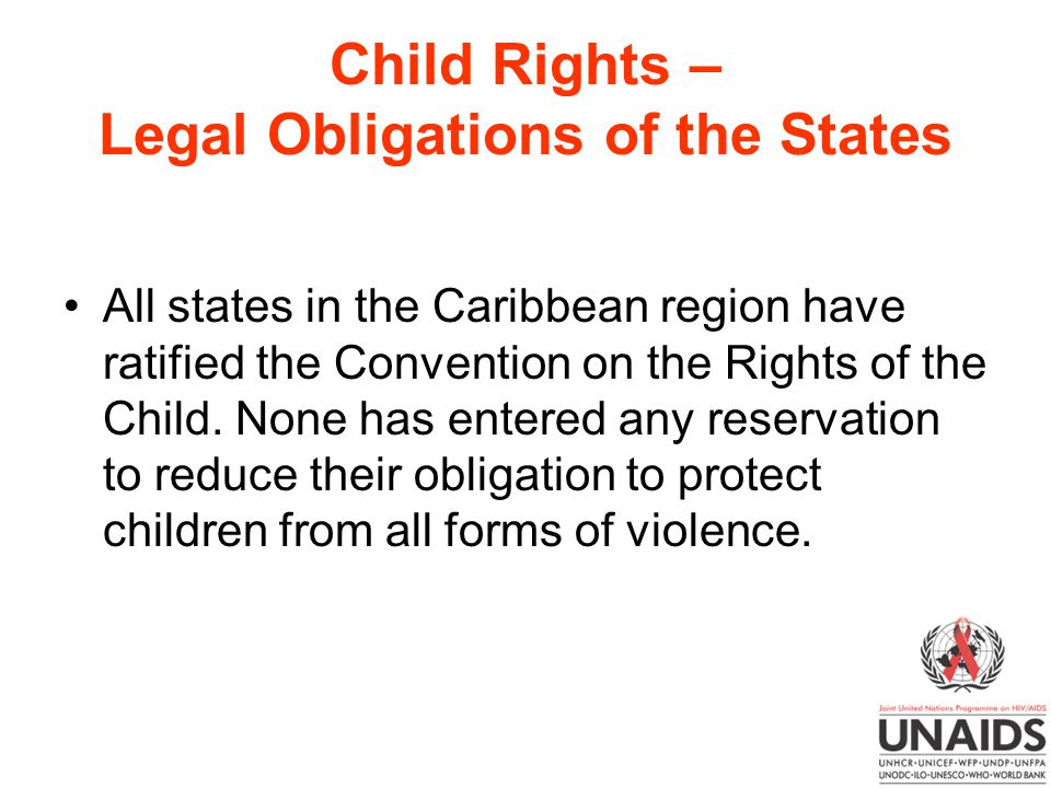 Child Rights – Legal Obligations of the States
