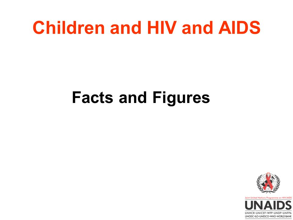Children and HIV and AIDS