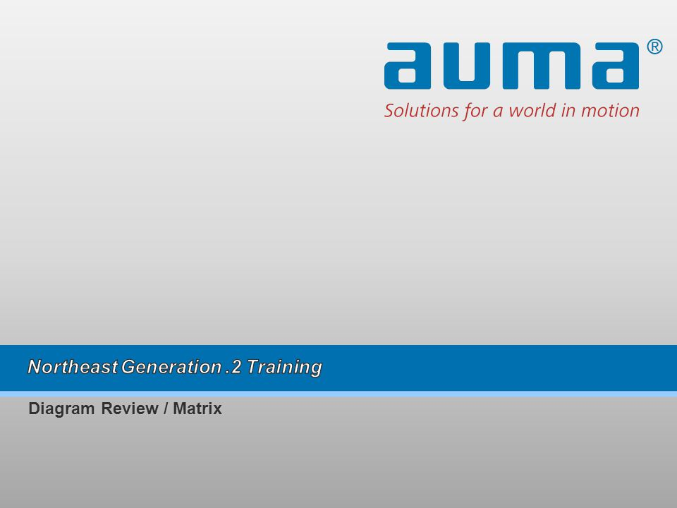 auma wiring diagram auma image wiring diagram northeast generation 2 training ppt on auma wiring diagram
