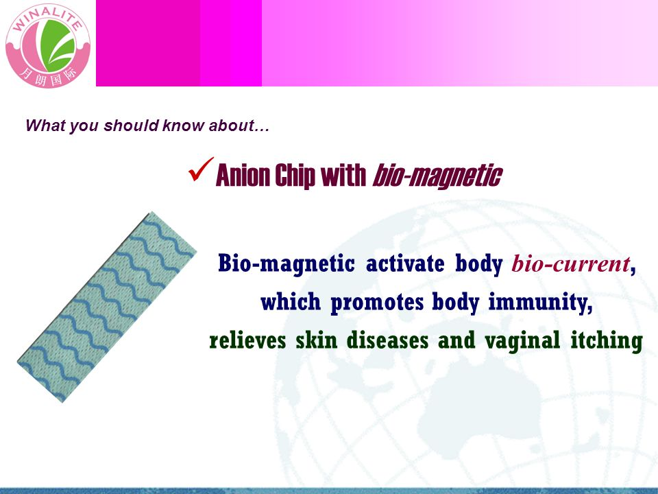 Anion Chip with bio-magnetic