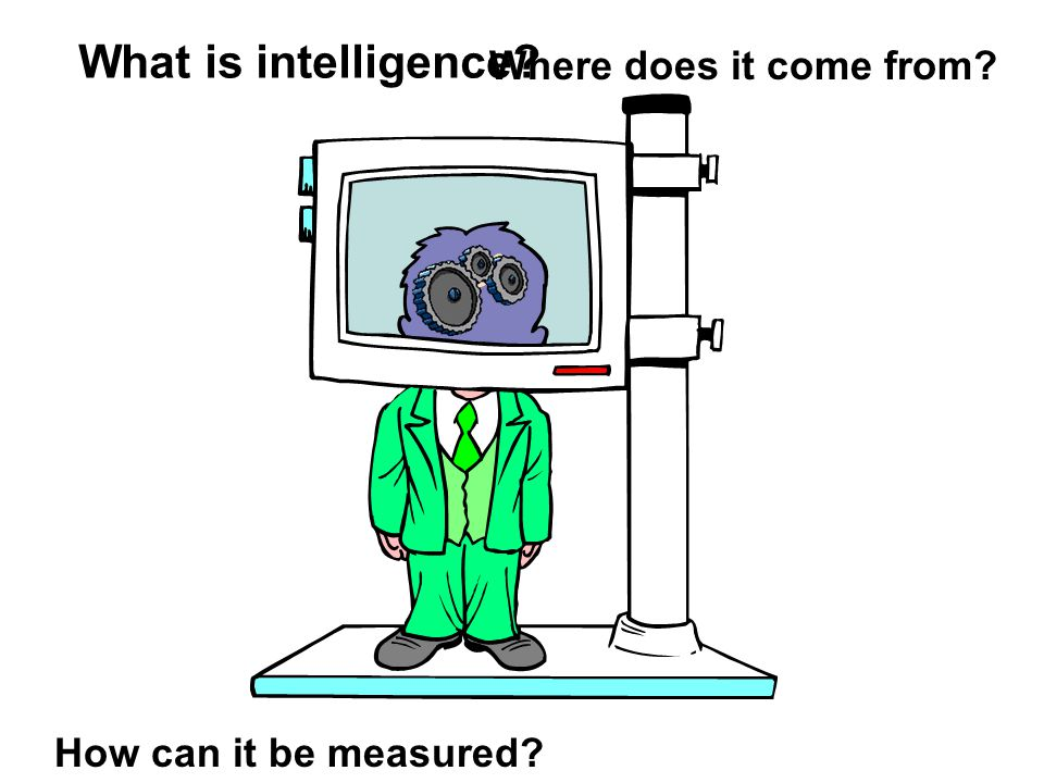 What is intelligence Where does it come from How can it be measured