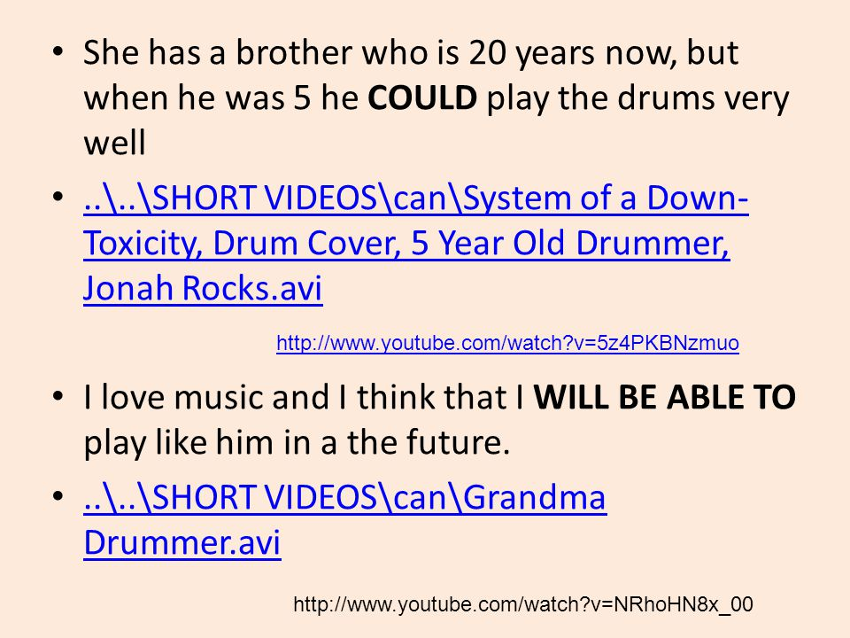 ..\..\SHORT VIDEOS\can\Grandma Drummer.avi