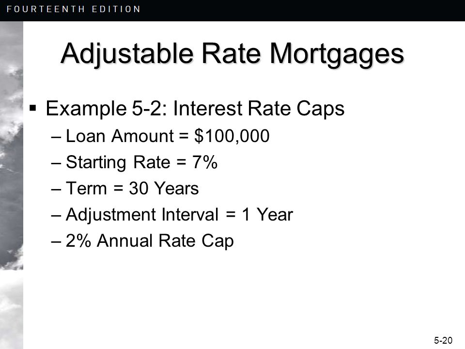 Current 5-Year ARM Mortgage Rates