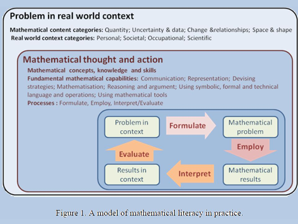 Mathematical Literacy in PISA