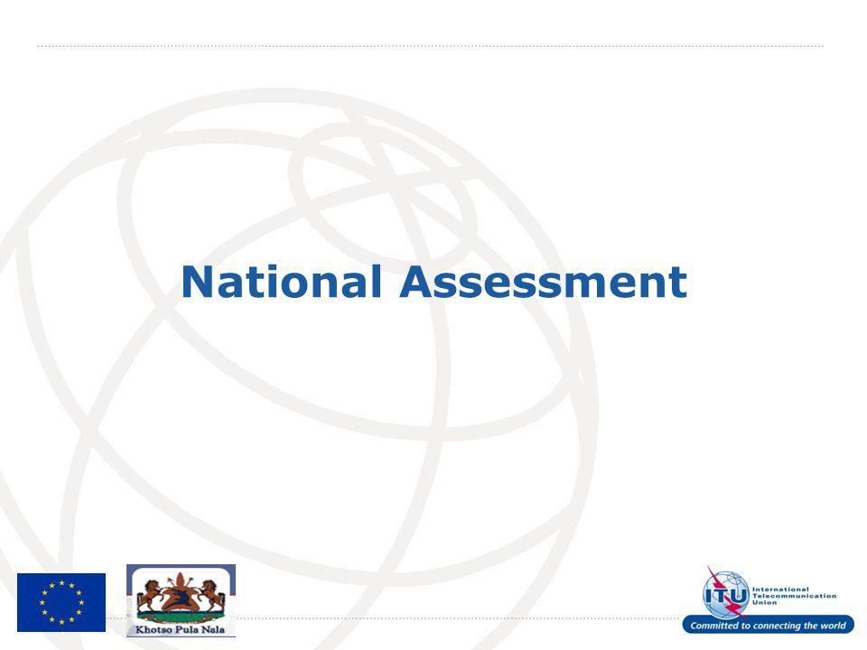 National Assessment