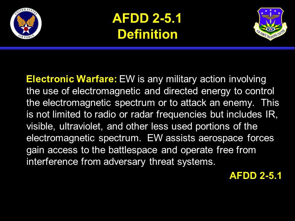 AFDD 2-5.1 Definition