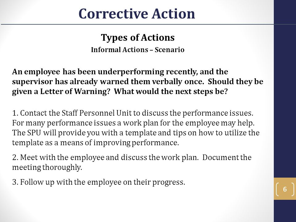 Corrective Actions Ppt Video Online Download