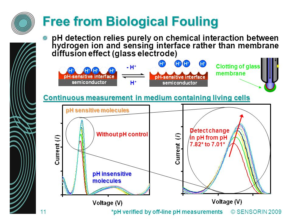 Free from Biological Fouling