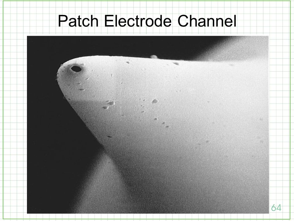 Patch Electrode Channel