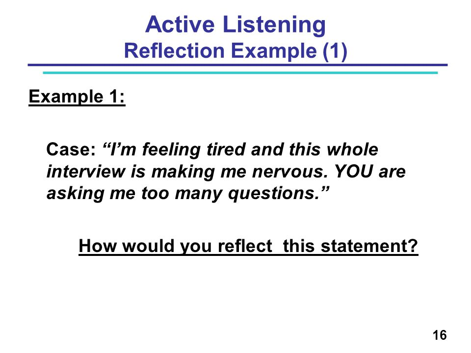 Active Listening Reflection Example (1)