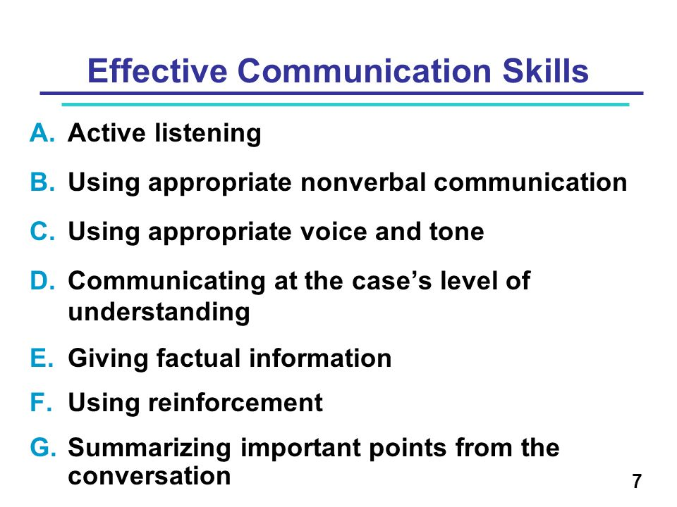 How to Improve Communication Skills in Rehab