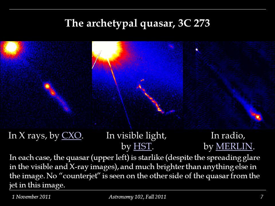 The archetypal quasar, 3C 273