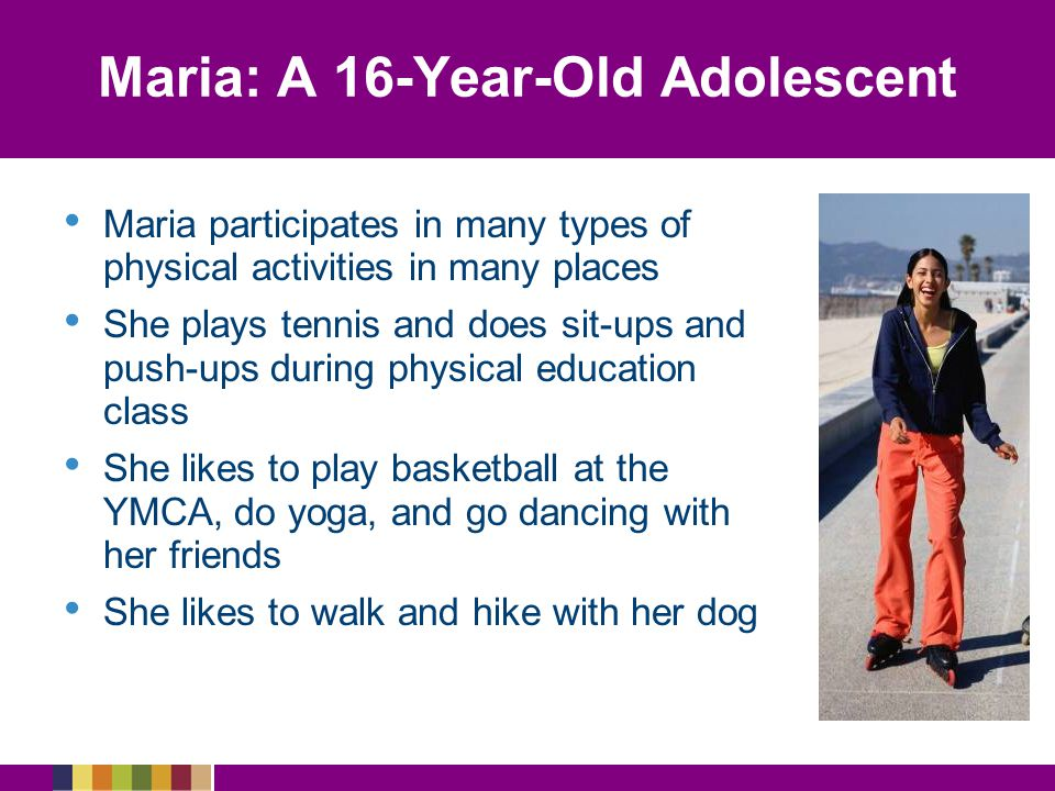Maria: A 16-Year-Old Adolescent
