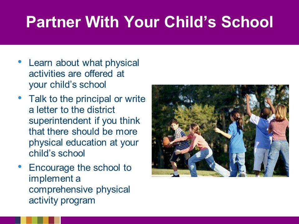 Partner With Your Child's School