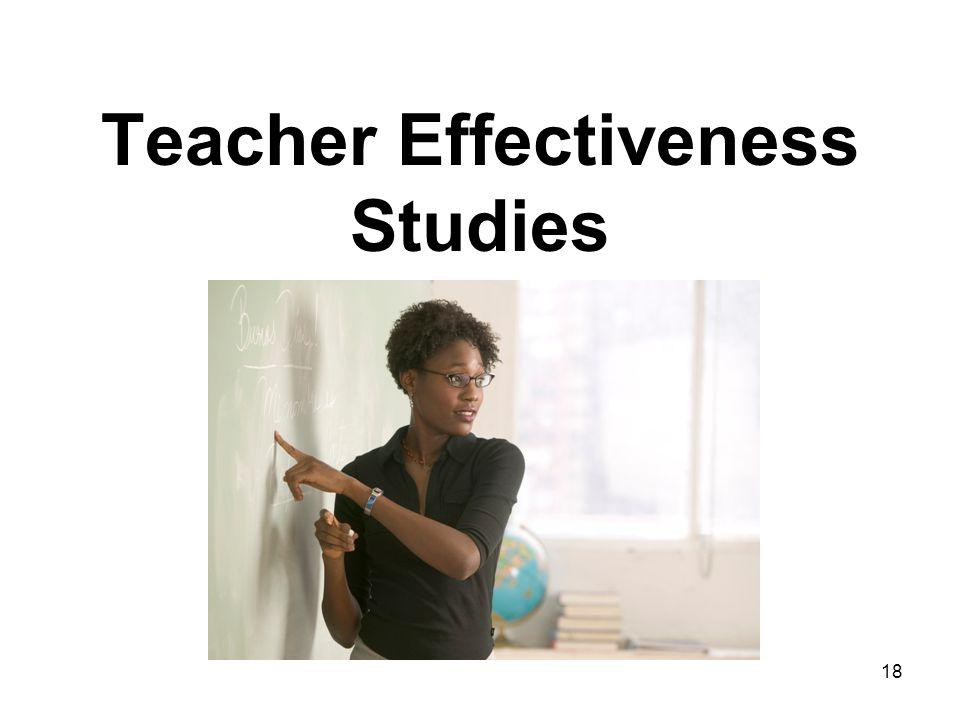 A Study of Teacher Efficacy of Special Education Teachers ...