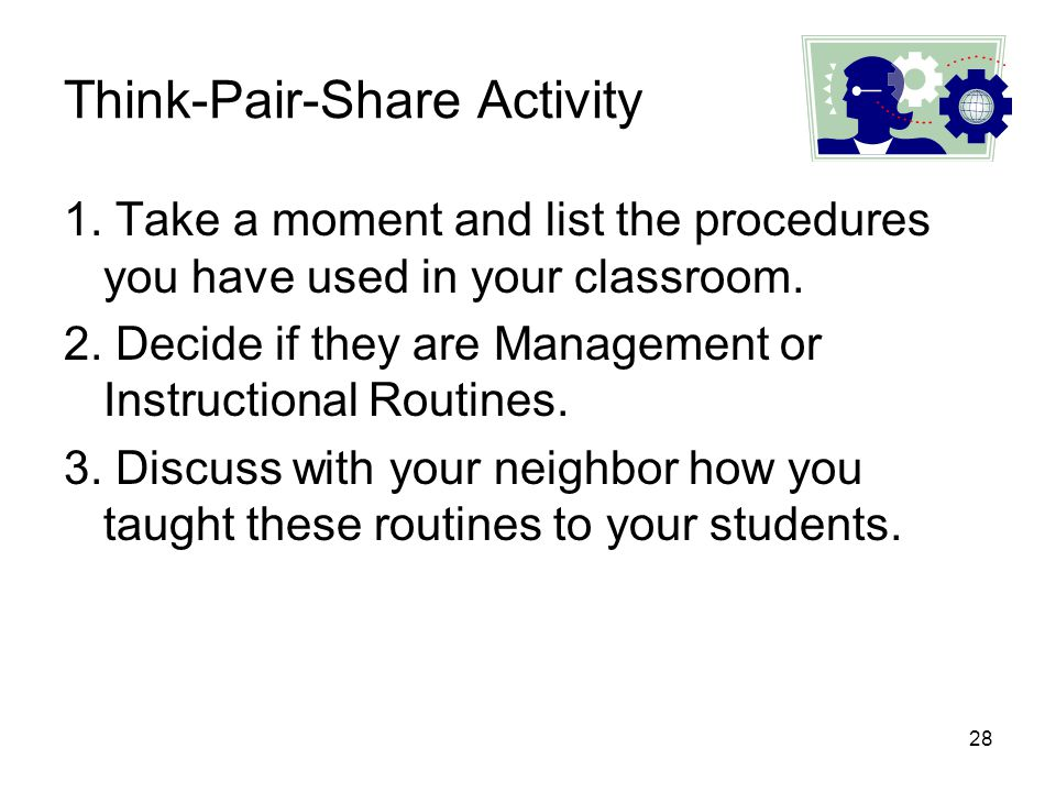 think pair share strategy pdf