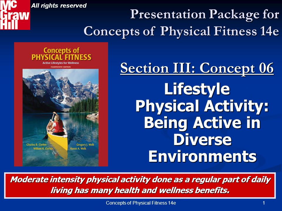 Concepts of Fitness & Wellness 7e