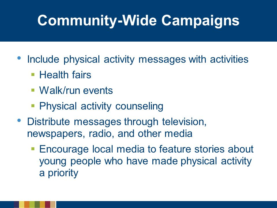 Community-Wide Campaigns