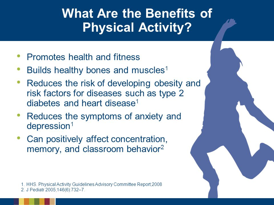 What Are the Benefits of Physical Activity