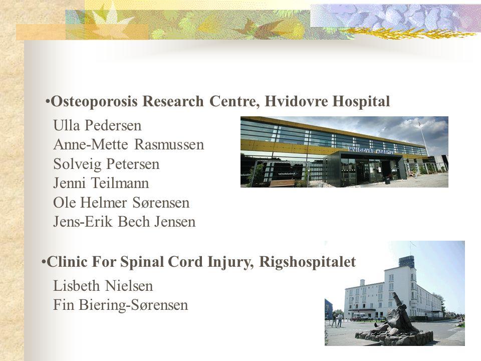 Osteoporosis Research Centre, Hvidovre Hospital