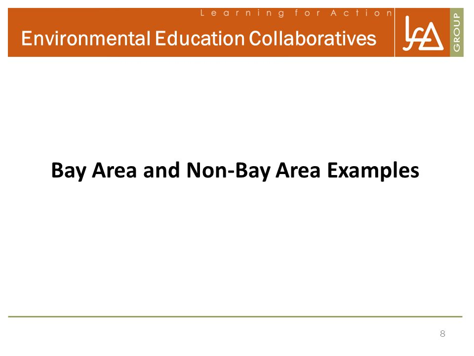 Environmental Education Collaboratives