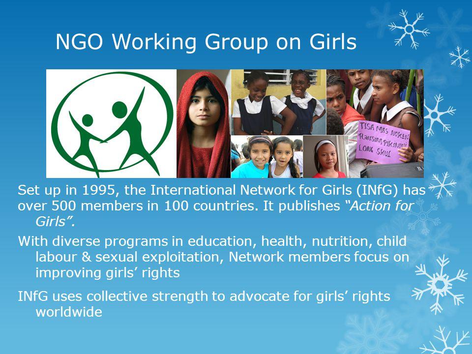 NGO Working Group on Girls