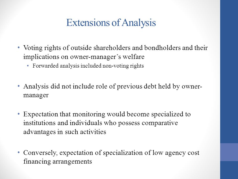 Extensions of Analysis