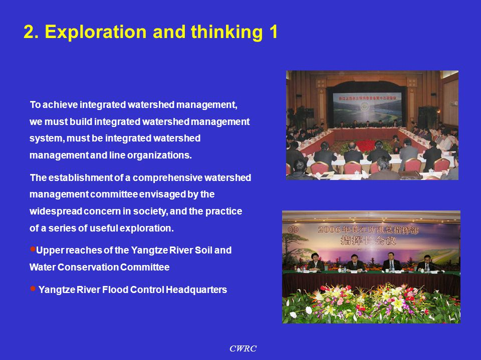 2. Exploration and thinking 1