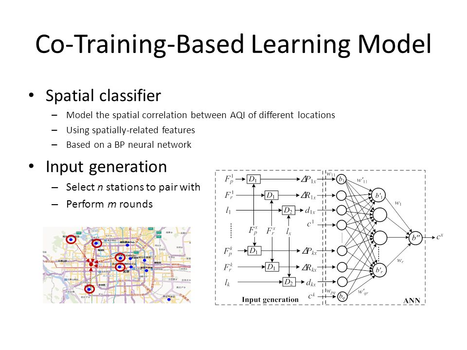 Co-Training-Based Learning Model