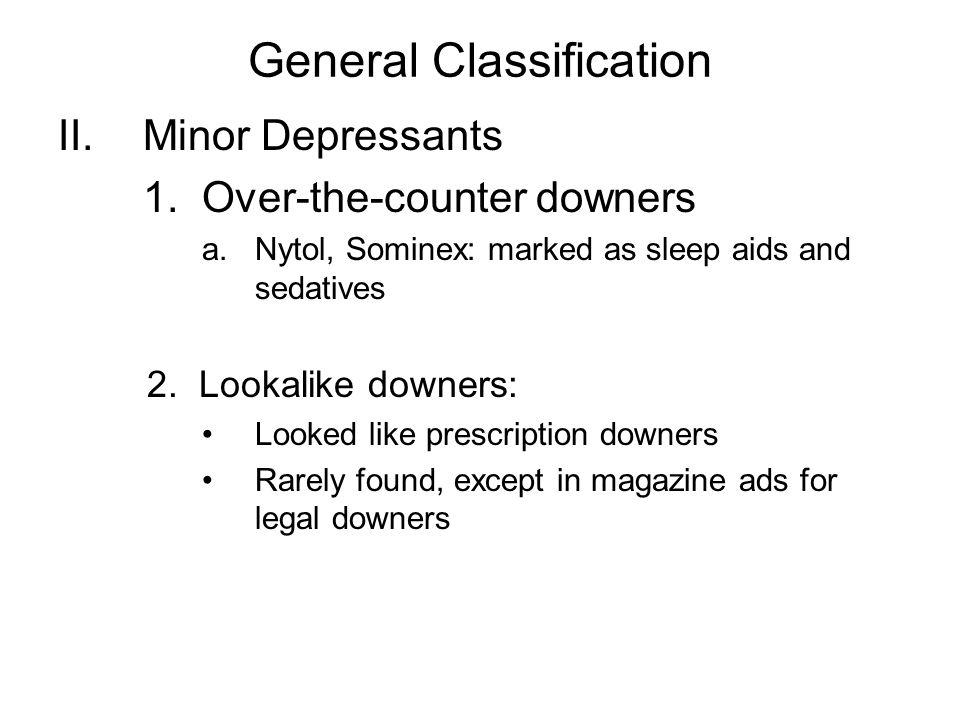 General Classification
