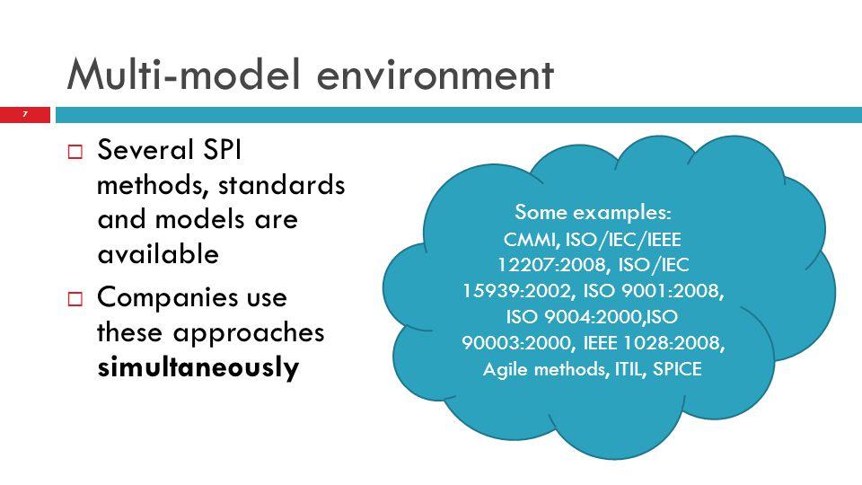 Multi-model environment