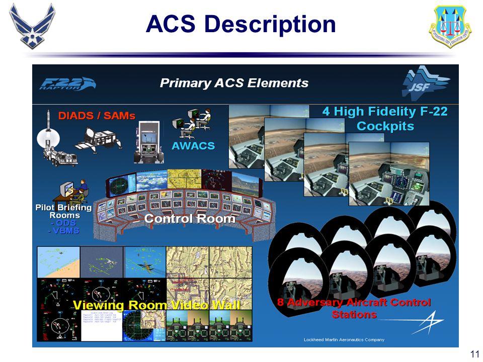 ACS Description
