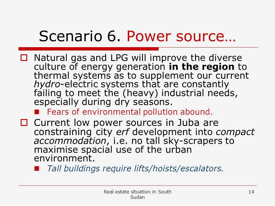 Scenario 6. Power source…