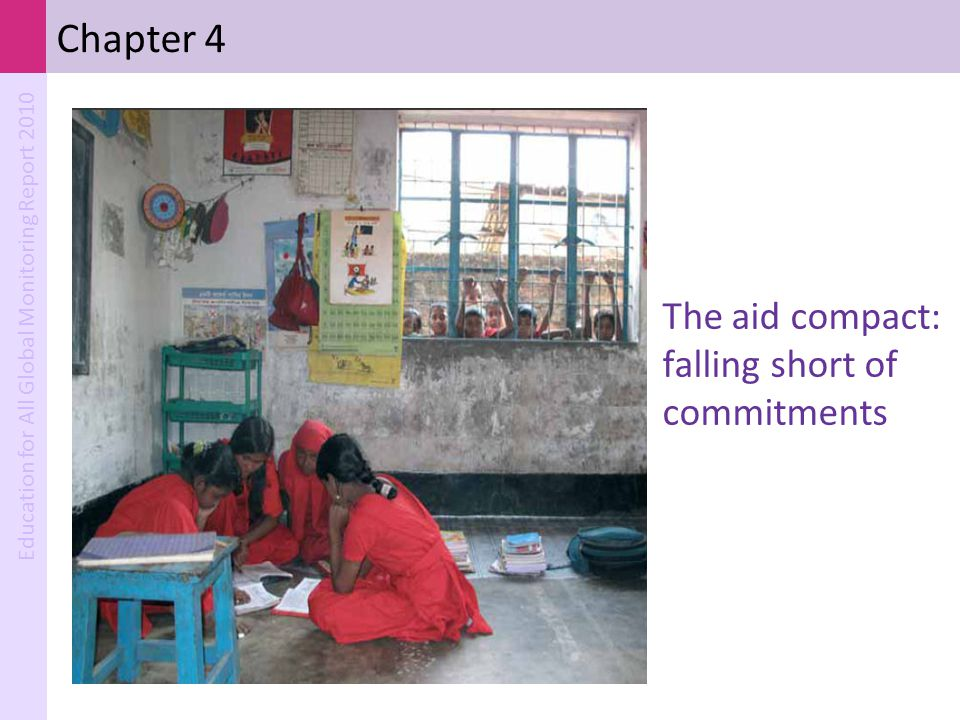 Chapter 4 The aid compact: falling short of commitments