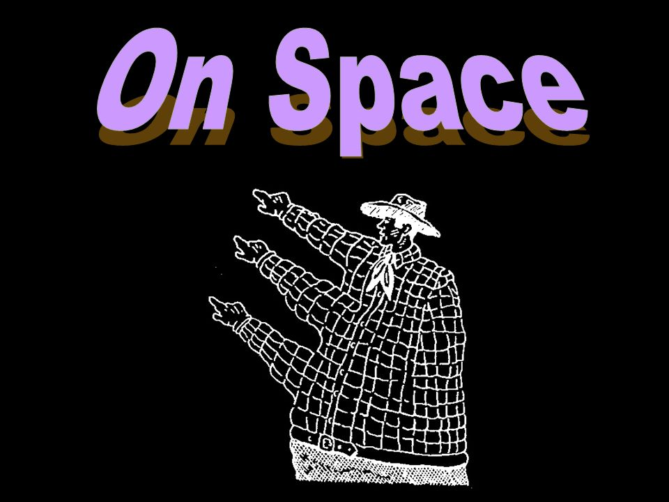 On Space