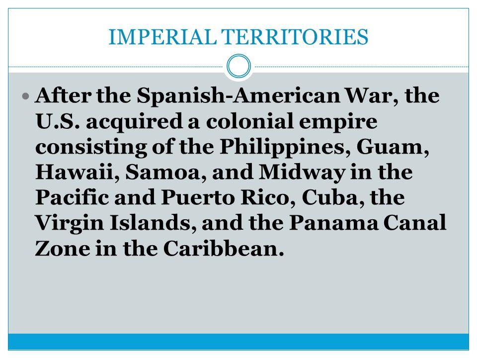 IMPERIAL TERRITORIES