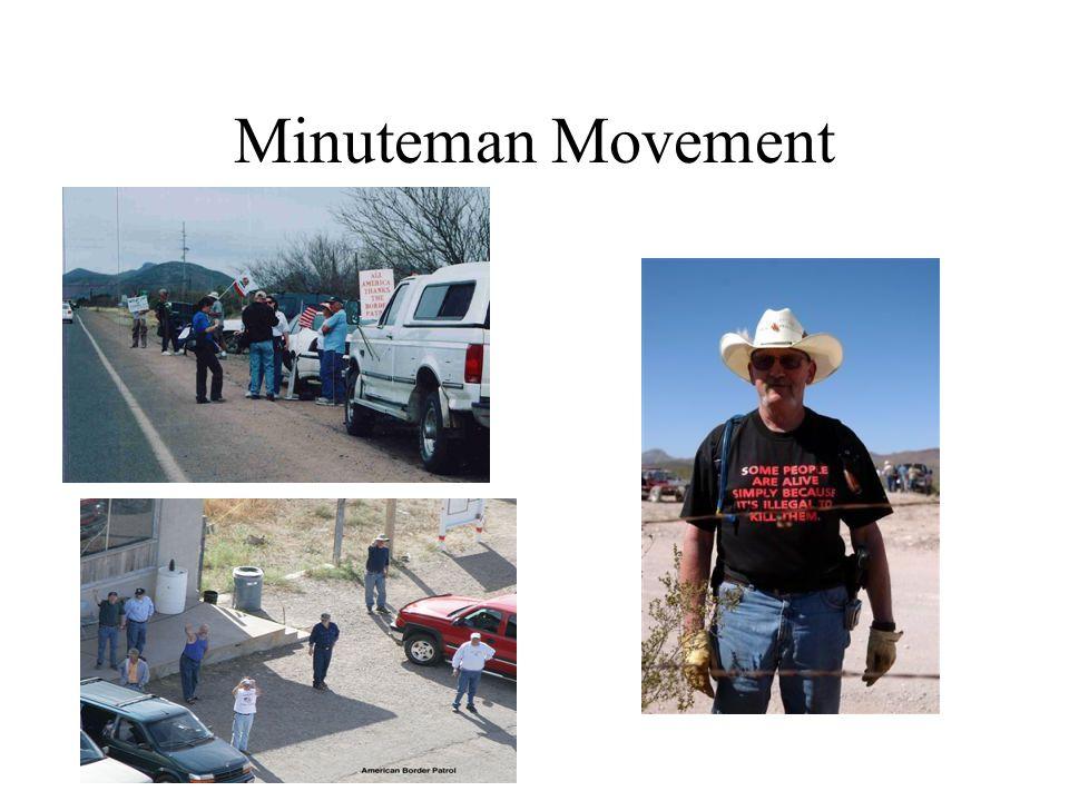 Minuteman Movement