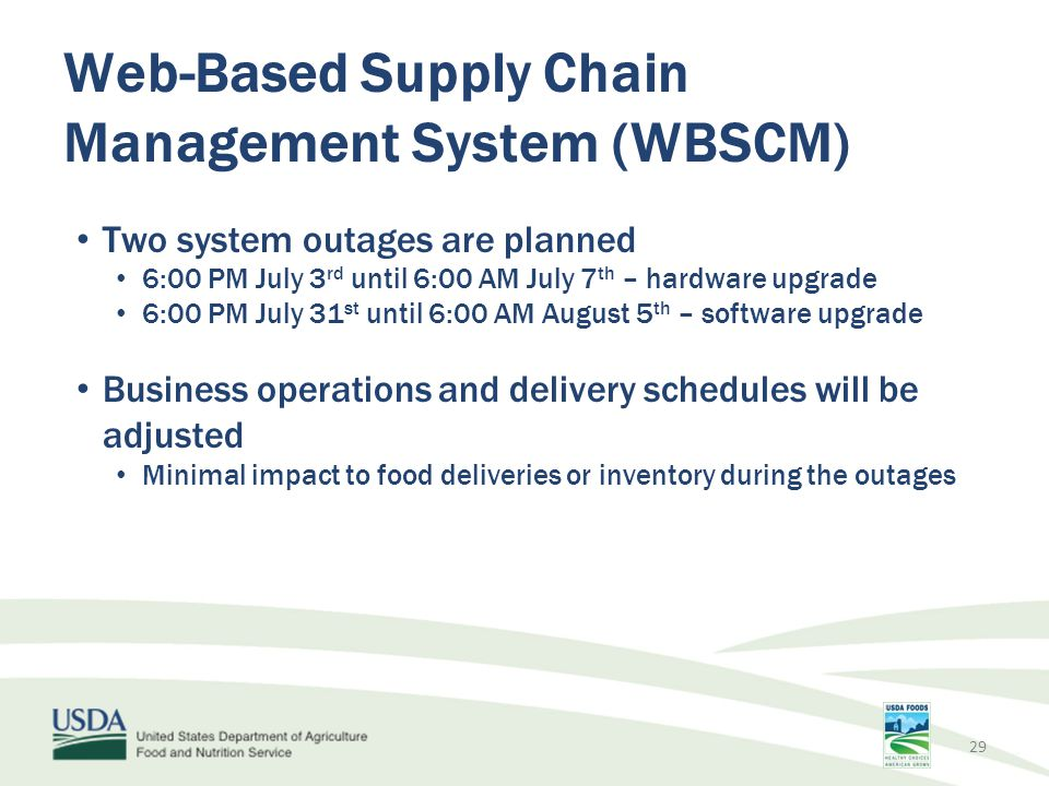 Web-Based Supply Chain Management System (WBSCM)