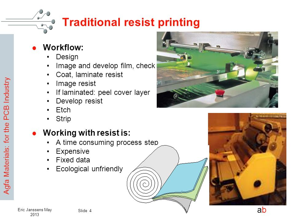 Traditional resist printing