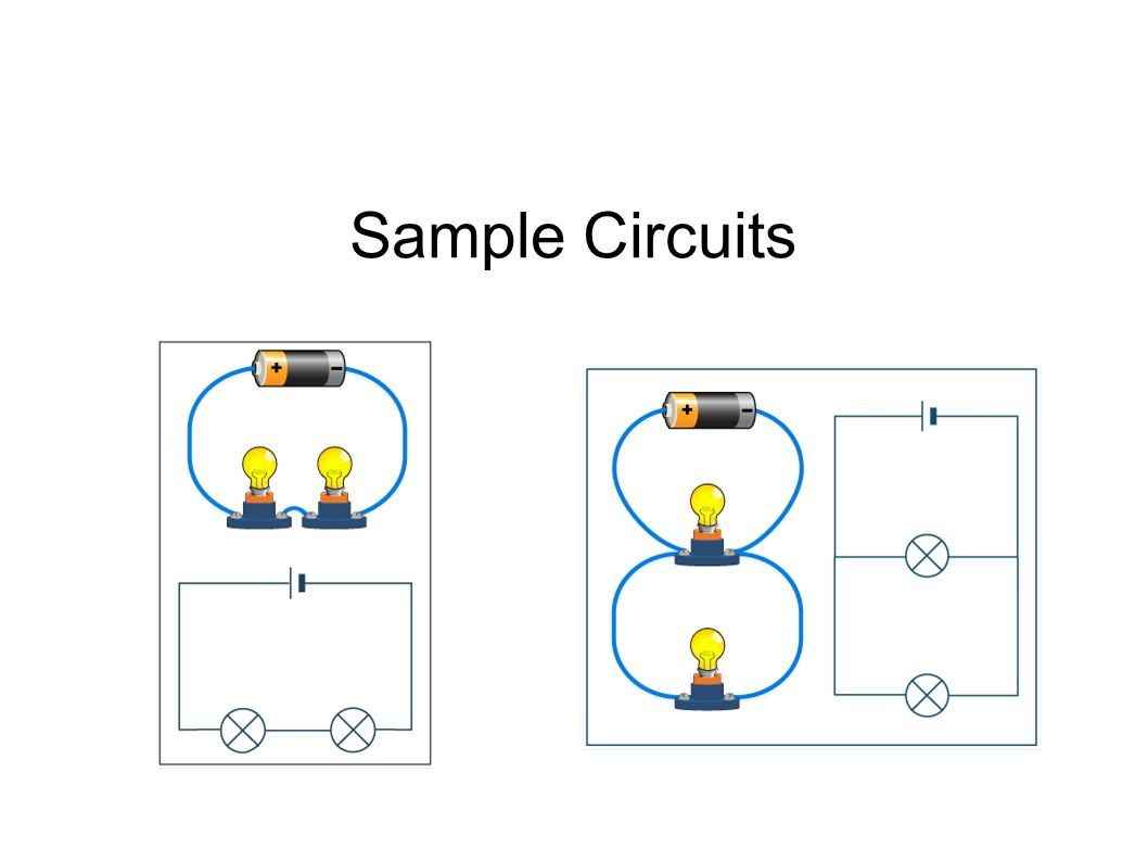 Sample Circuits