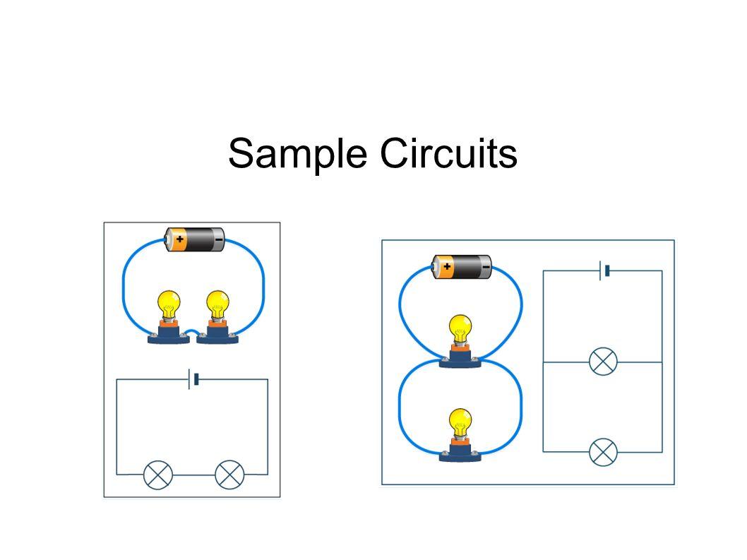 Sample Circuits