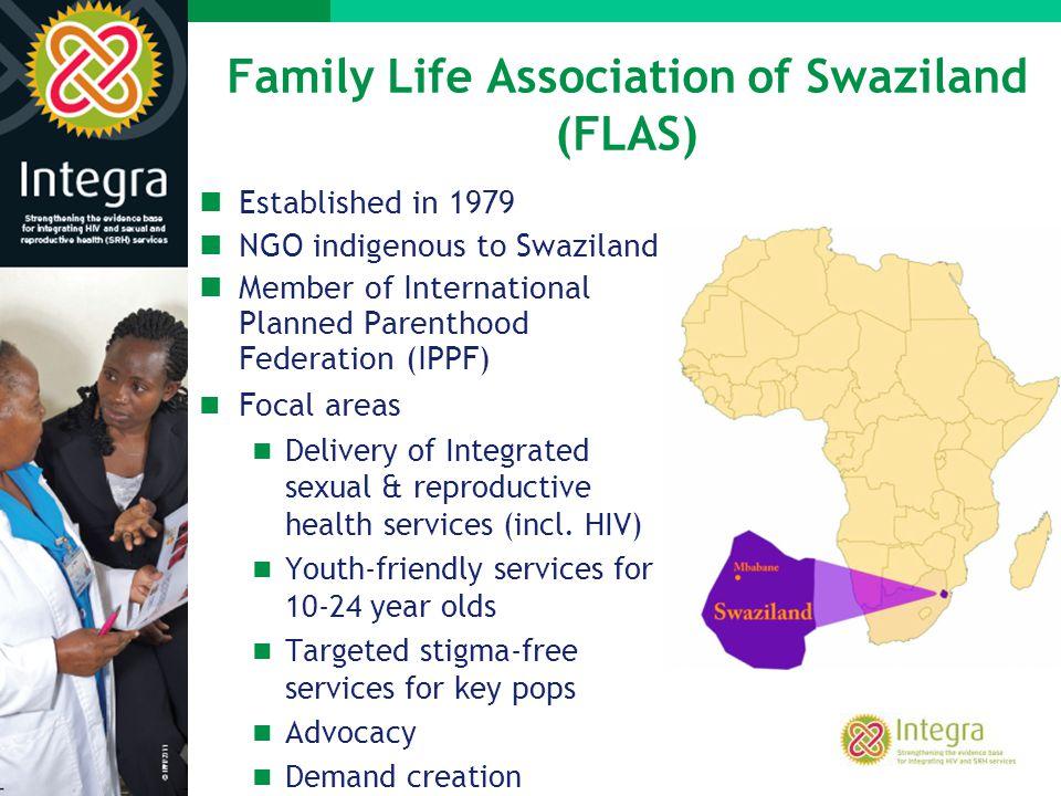 Family Life Association of Swaziland (FLAS)