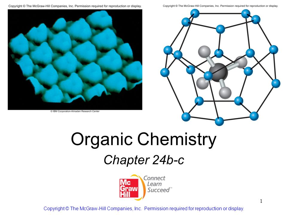 Organic Chemistry Chapter 24b-c