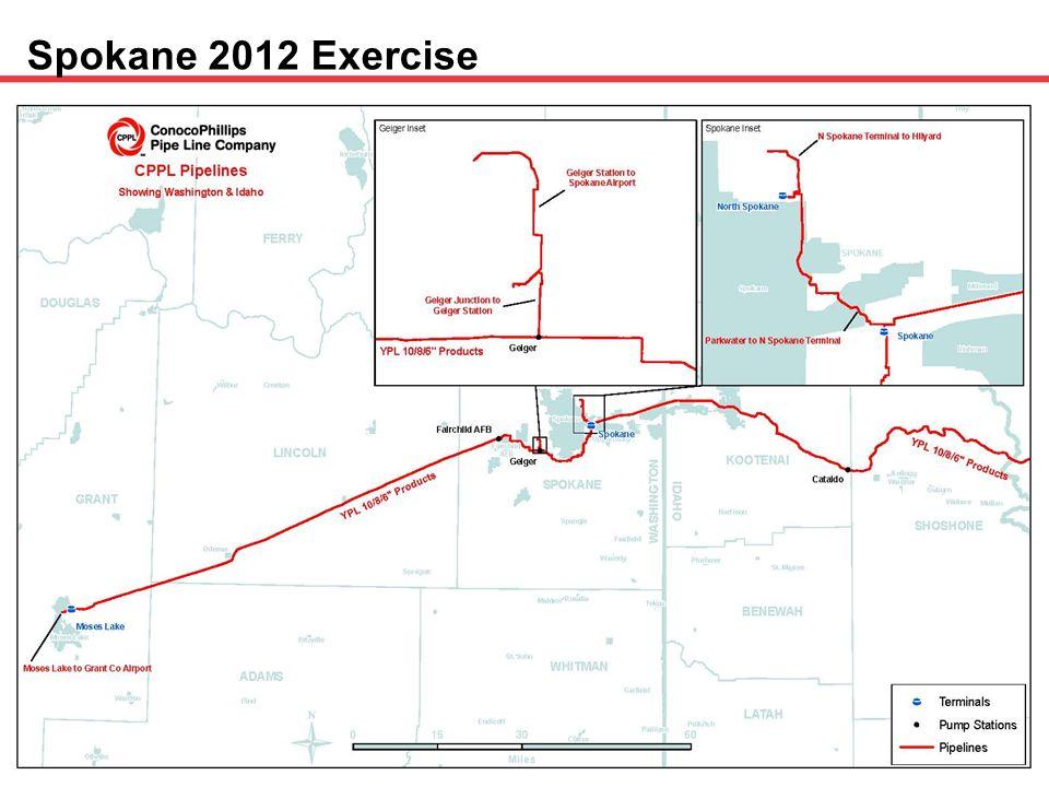 Spokane 2012 Exercise