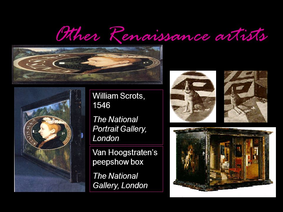 Other Renaissance artists